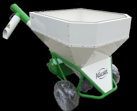 Distributeur électrique d'aliments pour le bétail - Alicatt E-601 RL(1)
